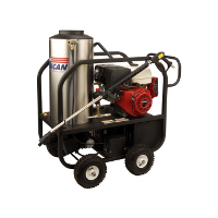 All American Pressure Washers Used Hot Water Pressure Washer